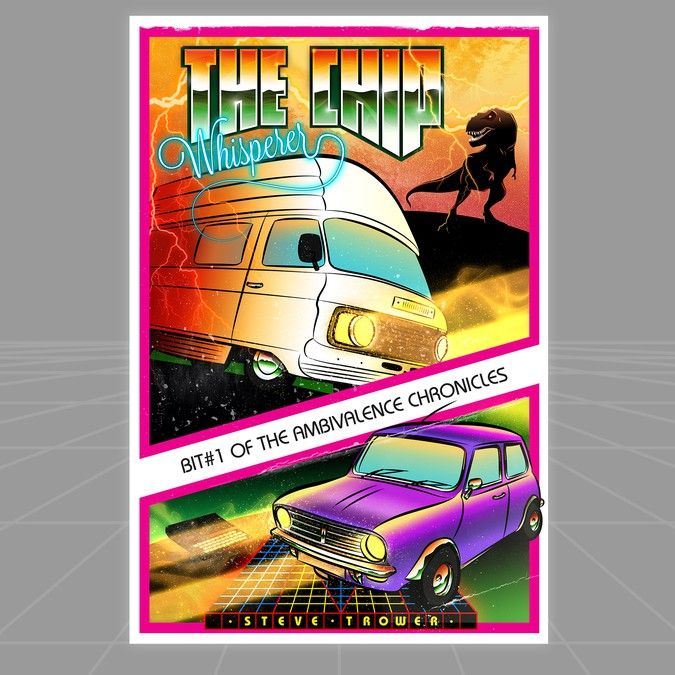 8 best non fiction book covers images on pinterest book covers freelance work project design an 80s video game themed ebook cover by greenleaf fortune fandeluxe Images