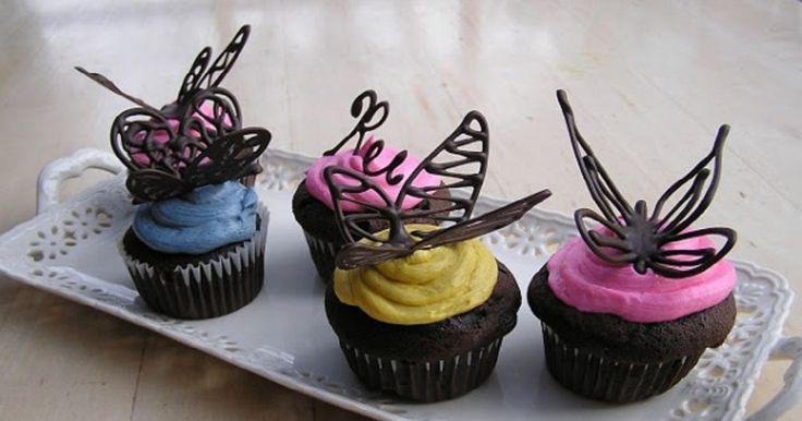 Motýlci z čokolády