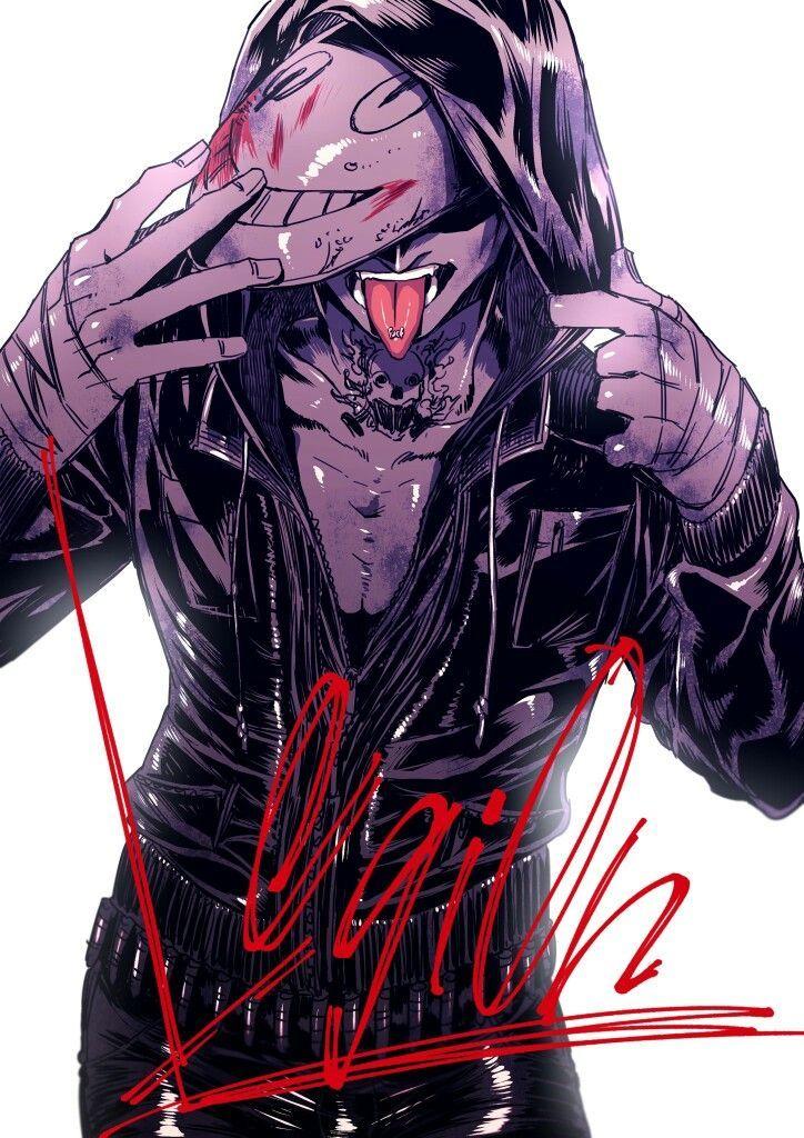 Resultado de imagem para the legion dbd anime Como