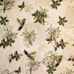 Papier tassotti motifs écriture de noël houx et gui     Papier tassotti motifs plumes multicolores Papiers fantaisie pour le cartonnage, l'encadrement, la décoration, les loisirs créatifs, la reliure