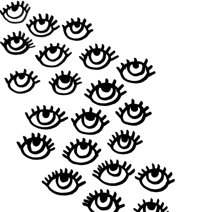 Eyes illustration use this and have different colors pop up and play music?