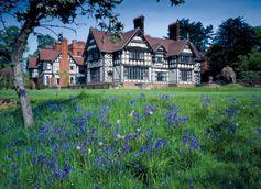 Wightwick Manor & Gardens, Wightwick Bank, Wolverhampton, West Midlands