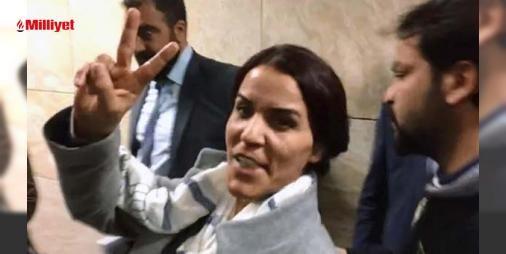 """HDPli Besime Konca yeniden gözaltında : Ankara da dün gece gözaltına alınıp tutuklanma talebiyle Batman Sulh Ceza Hakimliğine sevkedilen HDPli Besime Konca öğlen saatlerinde """"adli kontrol"""" şartıyla serbest bırakılmıştı. Adliye çıkışında kameralara zafer işareti yaparak poz veren Konca akşam saatlerinde savcının itirazı üzerine Diyarba...  http://www.haberdex.com/turkiye/HDP-li-Besime-Konca-yeniden-gozaltinda/123627?kaynak=feed #Türkiye   #Konca #Besime #saatlerinde #kameralara #zafer"""