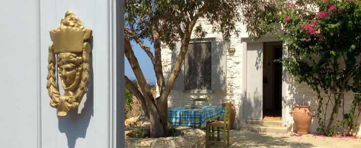 Olive Tree House to rent for holidays on Hydra Island