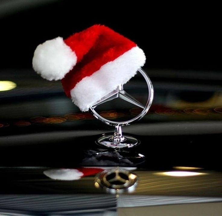 "173.3k aprecieri, 492 comentarii - Mercedes-Benz (@mercedesbenz) pe Instagram: ""Oh, Santa, please don't forget me... #MBFanPhoto by @avg_blog #Mercedes #Star #Xmas #Holidays…"""