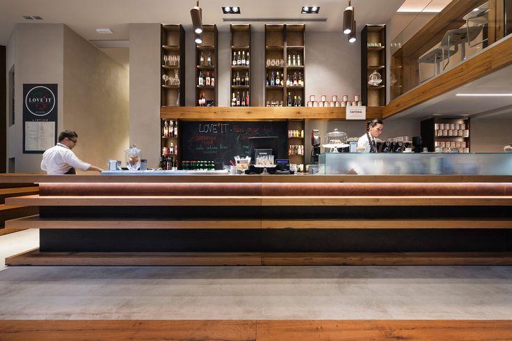 Mobiliário para lojas by TM Italia Cucine