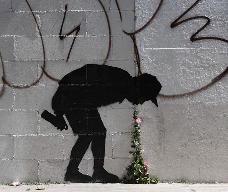 """""""By #banksy ! """""""