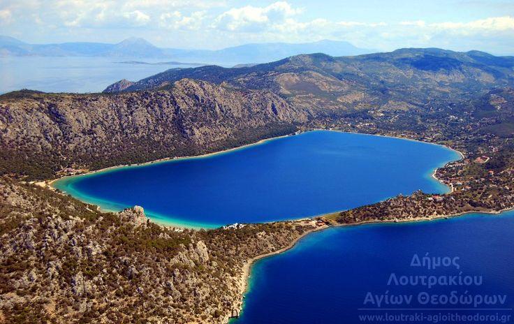 Vouliagmeni Lake@Perachora
