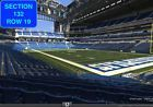 #Ticket  3 San Diego Chargers at Indianapolis Colts tickets section 132 row 19 #deals_us
