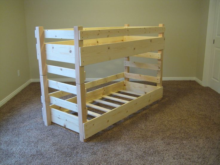 kids toddler bunk beds by lil 39 bunkers it 39 s crib size proyectos que intentar pinterest. Black Bedroom Furniture Sets. Home Design Ideas