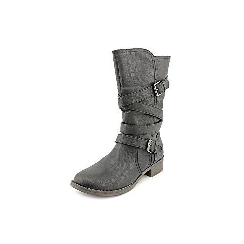 Report Jesslyn Women US 75 Black Mid Calf Boot -- Click image to review more details.