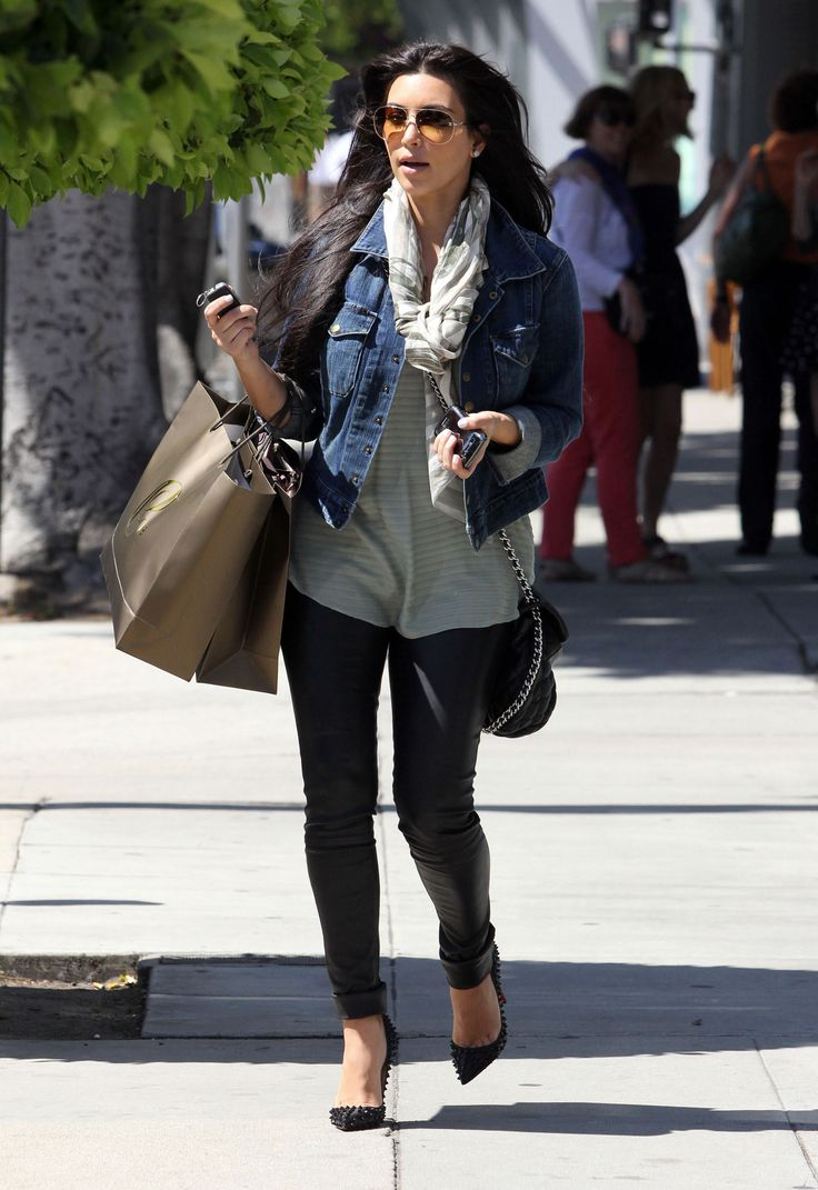 113 Best Kim K 39 S Fall Winter Fashion Style Images On Pinterest Kardashian Style Kardashian