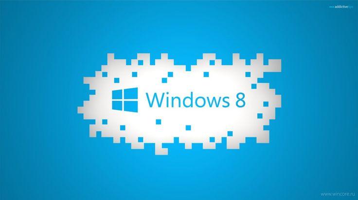 Windows 8 Logo Widescreen