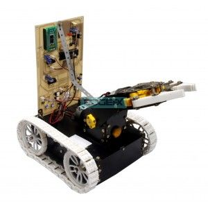 Android Remote Control Based Pick and Place #RobotProject   #ElectronicProjects   #ElectricalProjects   #EngineeringProjects.