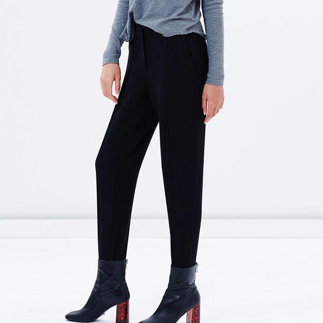 2017 Новый Женщины Высота Талии Черные Брюки Стрейч Сексуальная Slim Fit Брюки Стремя Эластичные Брюки для Женщин Плюс Размер XS-XXL