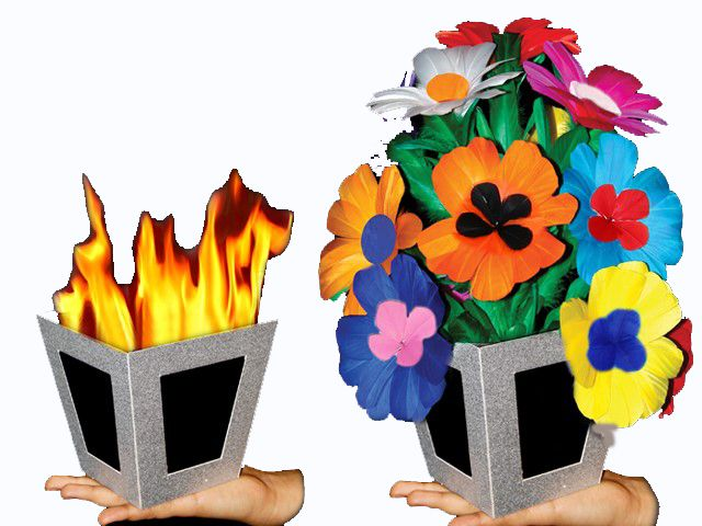 Place Order to shop amazing gimmick - Automatic Fire to Flower Vase by Tora #Magic. Tricksupply offers huge collection of magic items at reasonable cost.