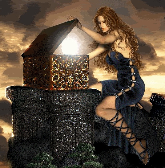 best fairytale pandora s box images pandoras box  pandora s box