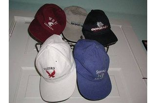 As your head sweats from activity or sun exposure, the sweat soils your baseball hat's band, fabric and bill. The sweat leaves noticeable stains that are unattractive and smelly. Over time, the stains increase in size and eventually cover the entire surface. You don't have to throw away your baseball hats or suffer with the stains and smells. You...
