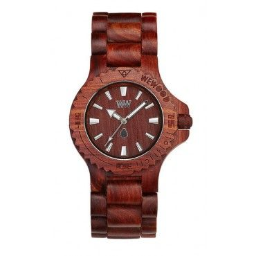 Date Watch Brown from WeWood $115