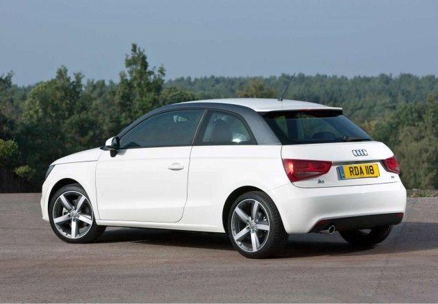Audi A1 in White