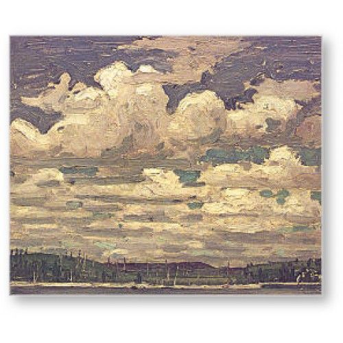 Summer Day by Tom Thomson