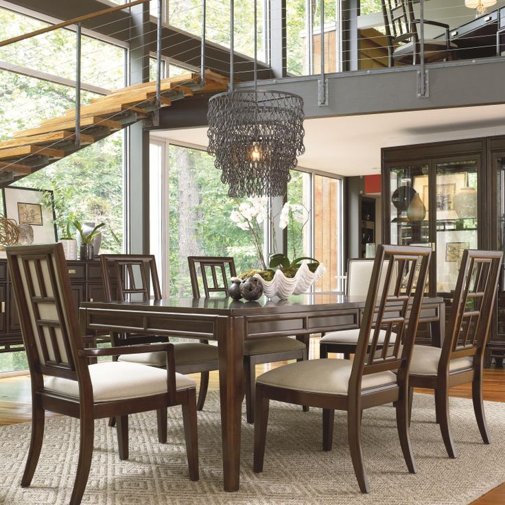 32 Best Contemporary Dining Images On Pinterest