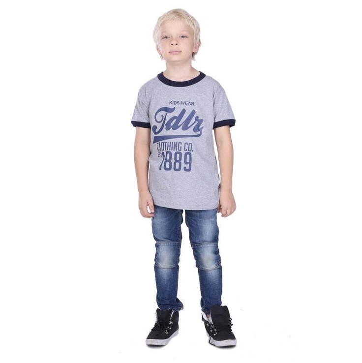 T 0218 Bosen dengan produk fashion anak yang ada di pasar atau mall? Gak cuma orang dewasa anak-anak pun ingin tampil trendy. Bahan nyaman dan awet karna kualitas distro.  Harga : Rp 91.500  Bahan: COTTON COMBED Warna: GREY Tersedia Ukuran: 6.8.10.12 Tahun  Fast Respon Ke : 0852-4723-4277  Yuk diorder kak jangan lupa cek stok dulu!  #kaosanak #kaosanakbranded #kaosanakmurah #kaosanakkeren #kaosanakcowok #kaosanakcewek #kaosanakcewe #kaosanaklucu #kaosanakperempuan #kaosanakmuda #kaosanaklaki…