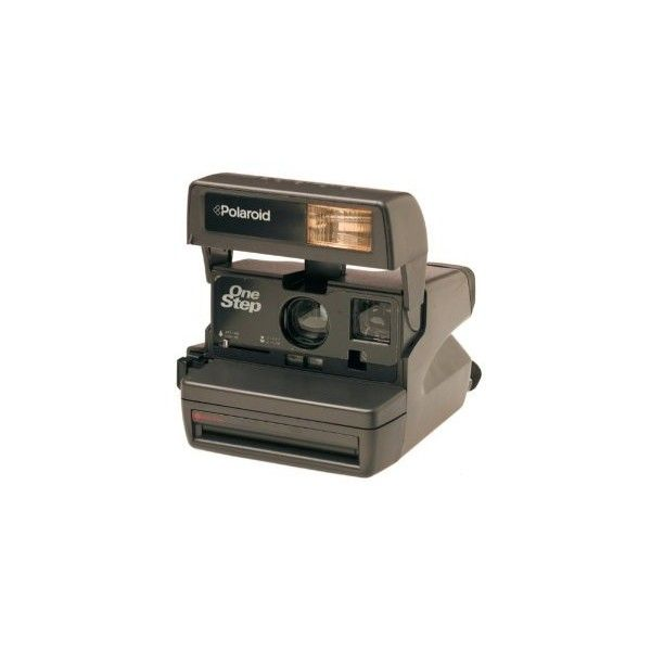 Amazon.com Polaroid One-Step 600 Instant Camera ($86) ❤ liked on Polyvore featuring camera, fillers, accessories, electronics and backgrounds