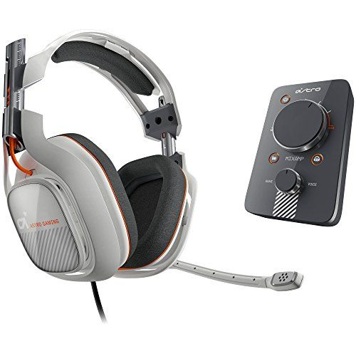 ASTRO Gaming A40 and MixAmp Pro – Light Grey  http://www.discountbazaaronline.com/2015/11/12/astro-gaming-a40-and-mixamp-pro-light-grey/