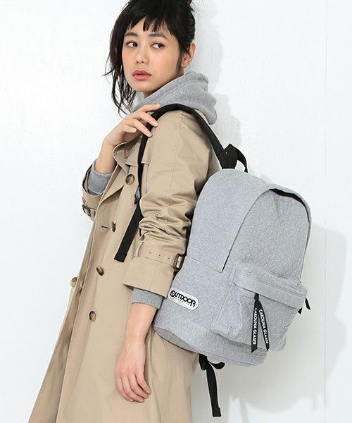 OUTDOOR PRODUCTS×CAROLINA GLASER / デイパック