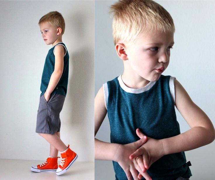 TUTORIAL: Muscle Tees | MADE