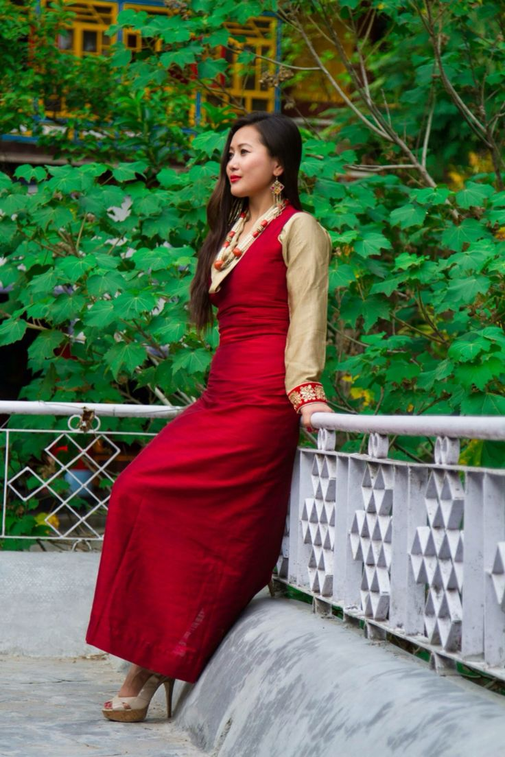 162 best images about Tibetan traditional dress on ...
