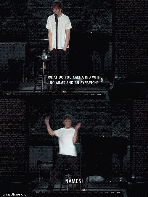 bo burnham. soooo stupid but so funny