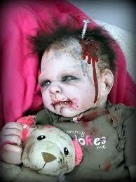 Afbeeldingsresultaat voor horror baby dolls witch ghost