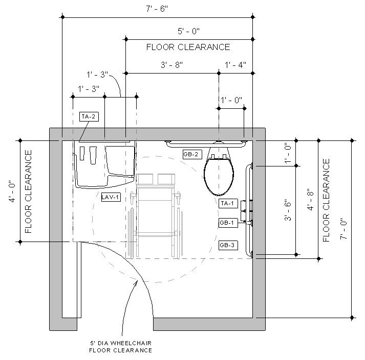 Pin By Nicole Li On Plan Toilet Room Room Floor Plans