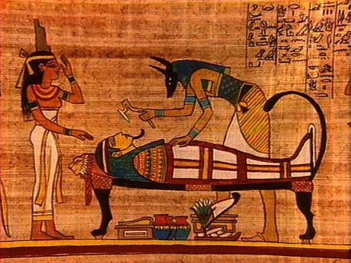 """Egyptian Mythology: The Afterlife & Burial Practices"""