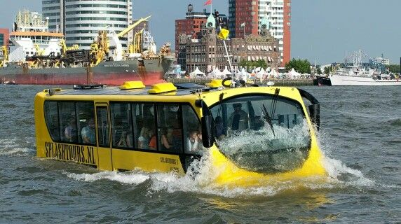 Splashtours Rotterdam