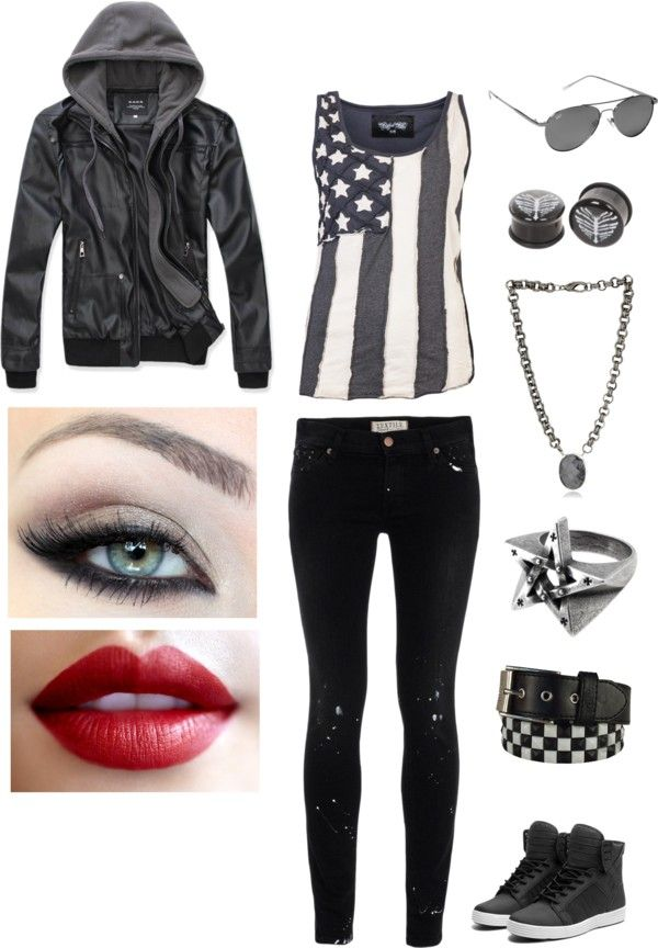 """""""Untitled #1"""" by just-a-breakable-thread ❤ liked on Polyvore"""