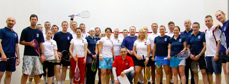 hungarian friendly internatinal squash