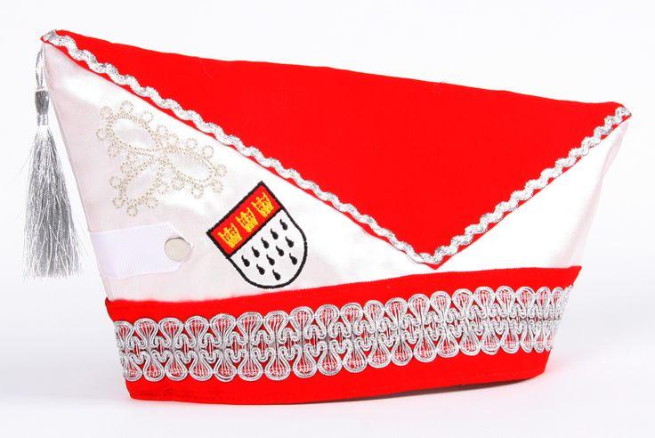 Narrenkappe 'Kölner Wappen'. - Der KölnShop