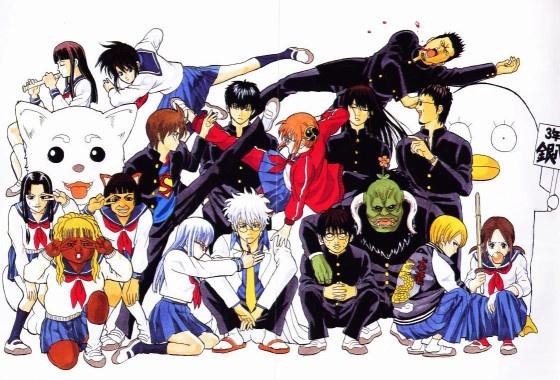 Gintama - www.joygame.com/kehanet Türkiye'nin ilk Anime MMO-RPG'sinin Kehanet Online olduğunu biliyor muydunuz? #KehanetOnline #Anime