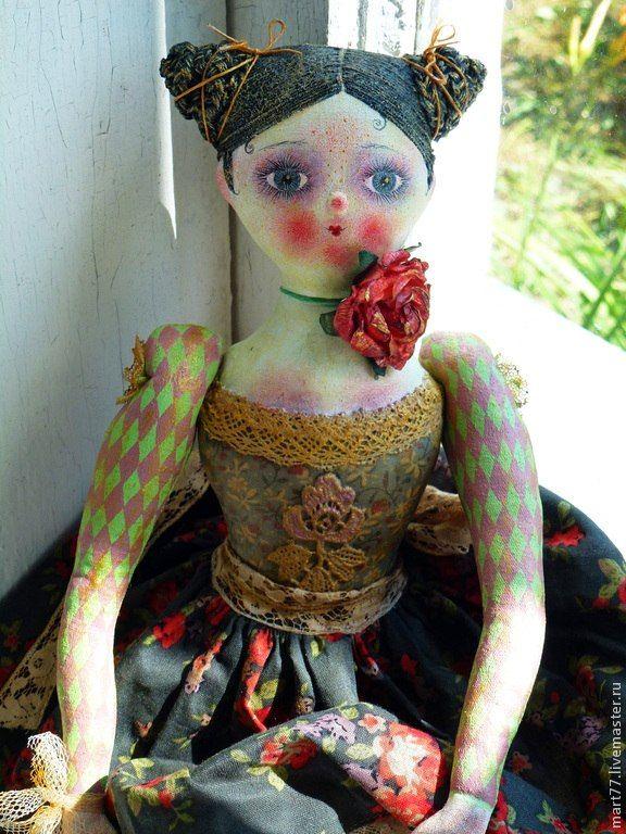 будуарная кукла: