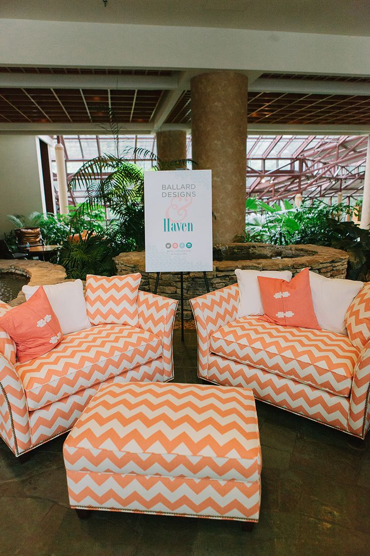 77 best coral images on pinterest coral ballard designs and ballard designs at haven conference 2014