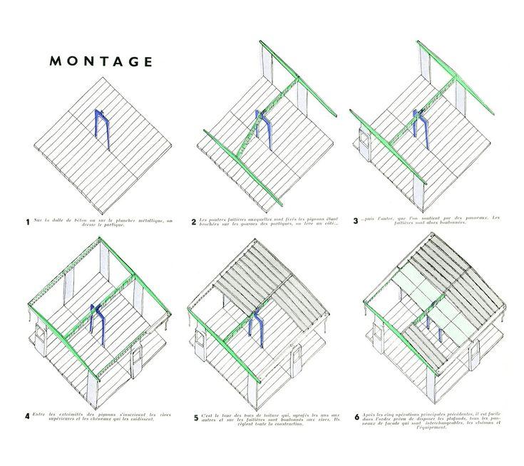 'Jean Prouvé Architecture', at the Galerie Patrick Seguin,