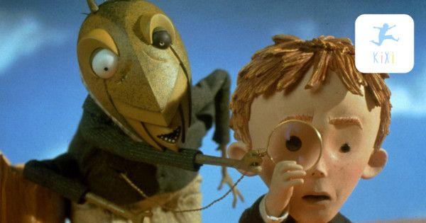 James und der Riesenpfirsich – Neuer Kinderfilm bei Kixi Kinderkino – Kinderkino