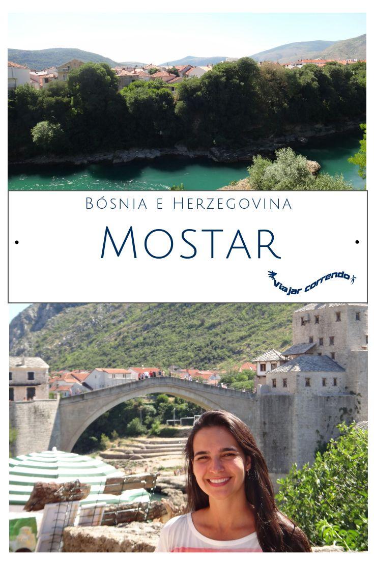 Bósnia e Herzegovina. Bósnia. O que fazer na Bósnia. Atrações na Bósnia. Turismo na Bósnia. Mostar. O que ver em Mostar. Ponte famosa em Mostar. Stari Most. Ponte Velha.