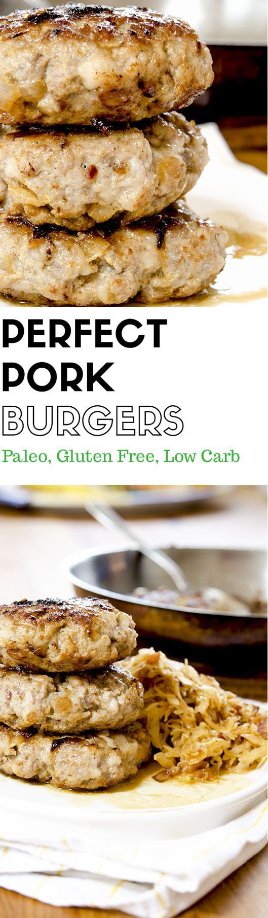 Yes. A delicious and juicy pork burgers recipe with tons of flavor and easy to follow instructions.