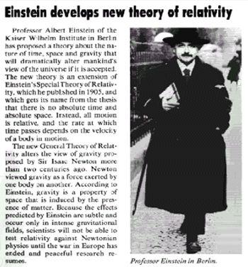 Did Albert Einstein Believe In Time Travel
