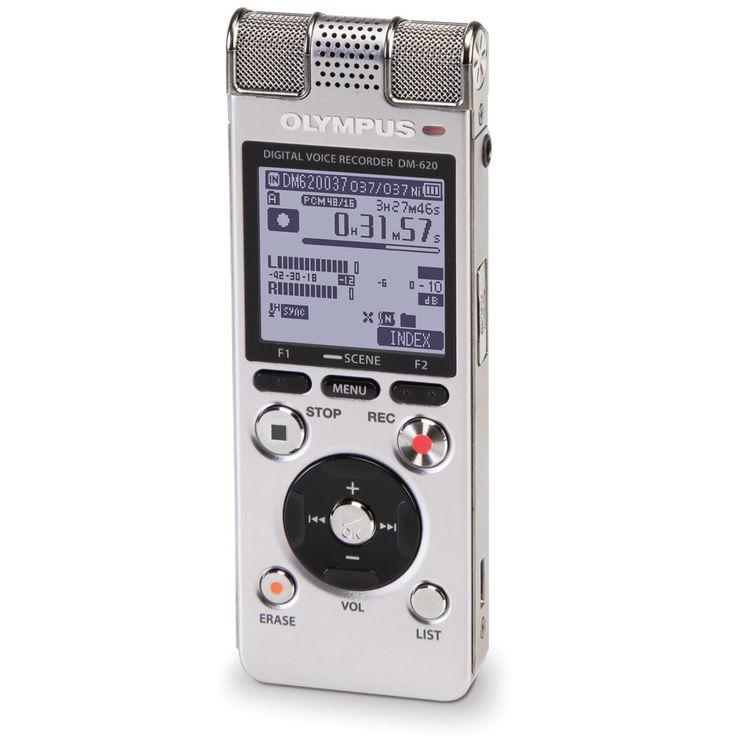 The Best Digital Voice Recorder - Hammacher Schlemmer