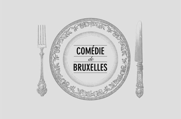 Behance에 코메디 DE BRUXELLES